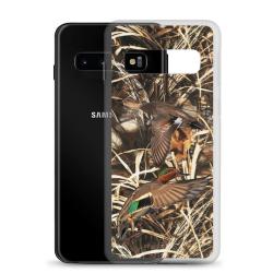 """Coque de Téléphone Personnalisée Huawei """"Chipeau, Sarcelle"""""""