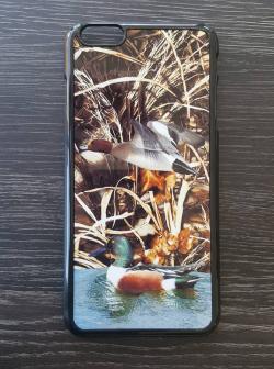 """Coque de Téléphone Samsung Galaxy personnalisée chasse """"Souchet"""""""