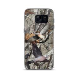 Coque Samsung Séries, Pigeon Ramier
