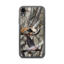 Coque Iphone Séries Pigeon Ramier