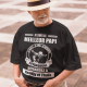 T-shirt personnalisé Papi Pétanqueur