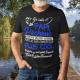T-shirt personnalisé Papi Pêcheur