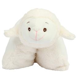 Coussin Peluche agneau