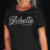 """T-shirt Personnalisé """"Bichette"""""""