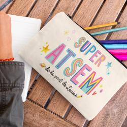 Trousse pochette super Atsem